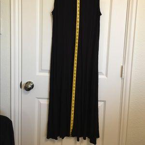 J. Jill Sleeveless Maxi Dress